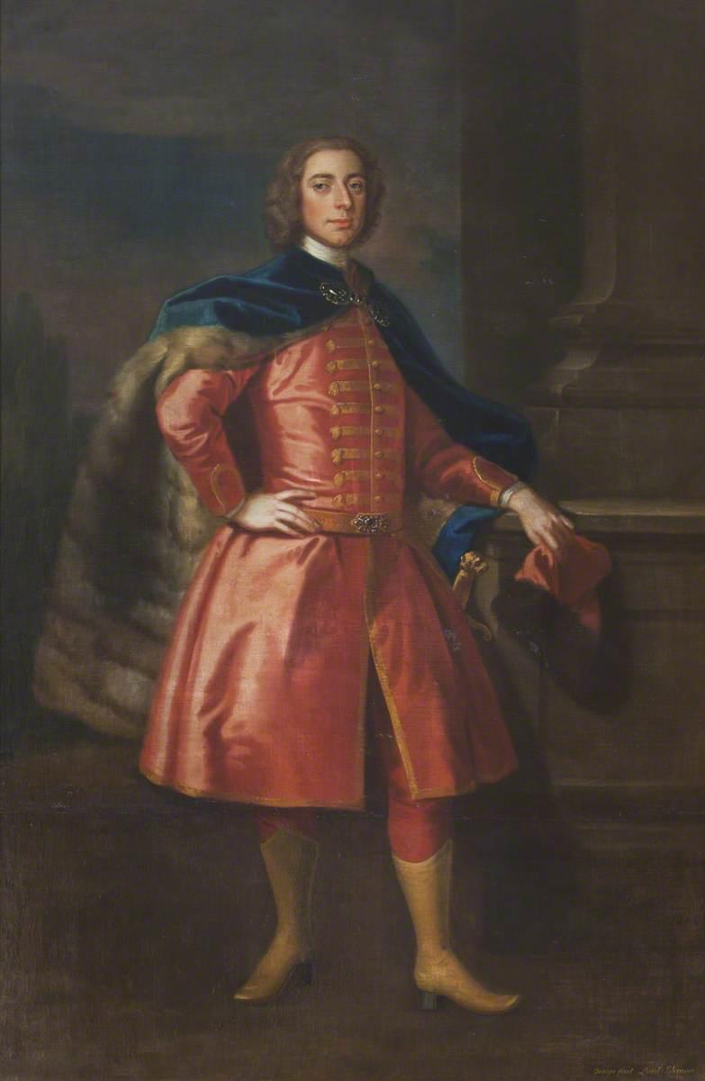 George Venables-Vernon (1710–1780), 1st Baron Vernon of Kinderton, Dressed à la Hongroise
