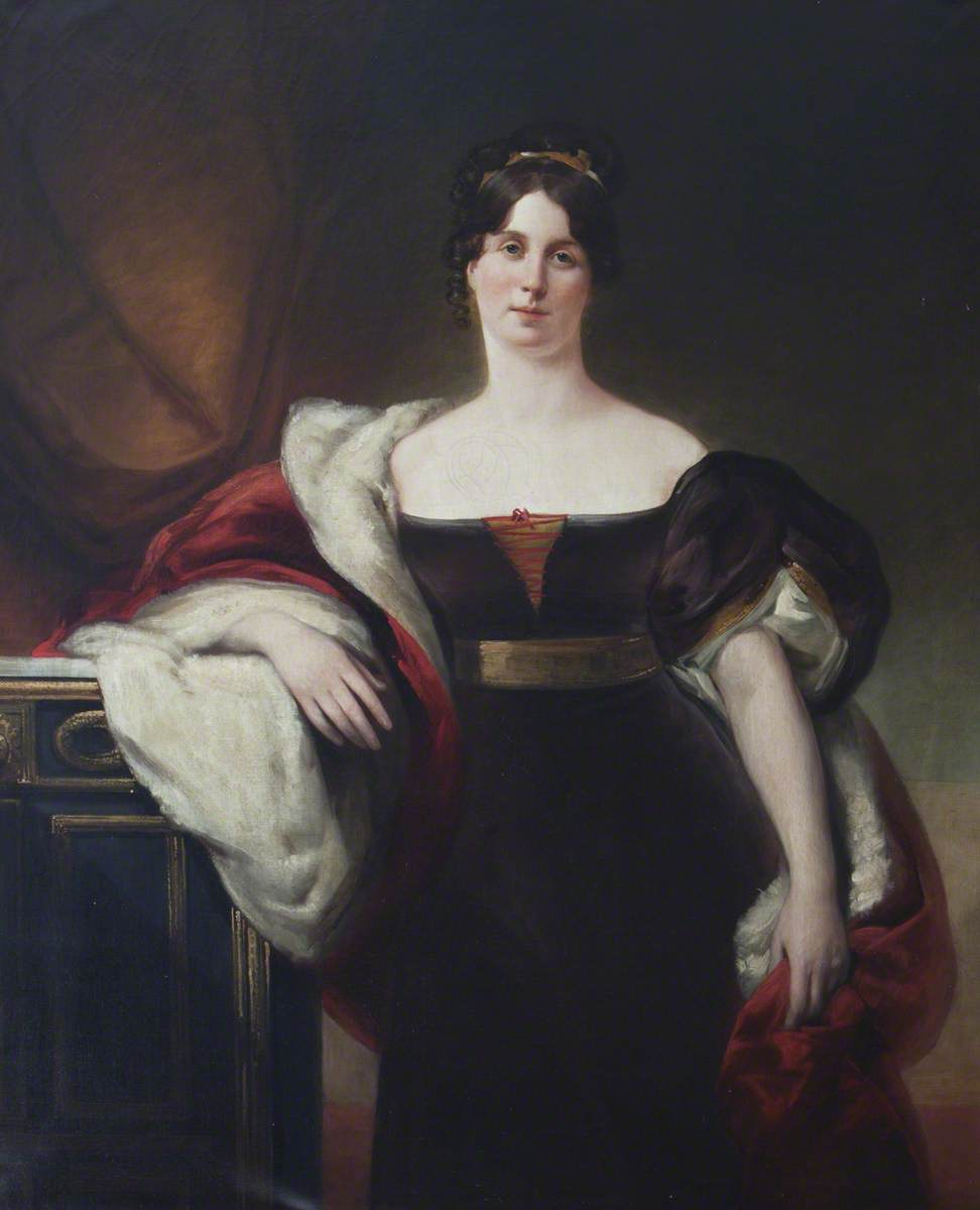 Frances Maria Warren (1784–1837), Lady Vernon