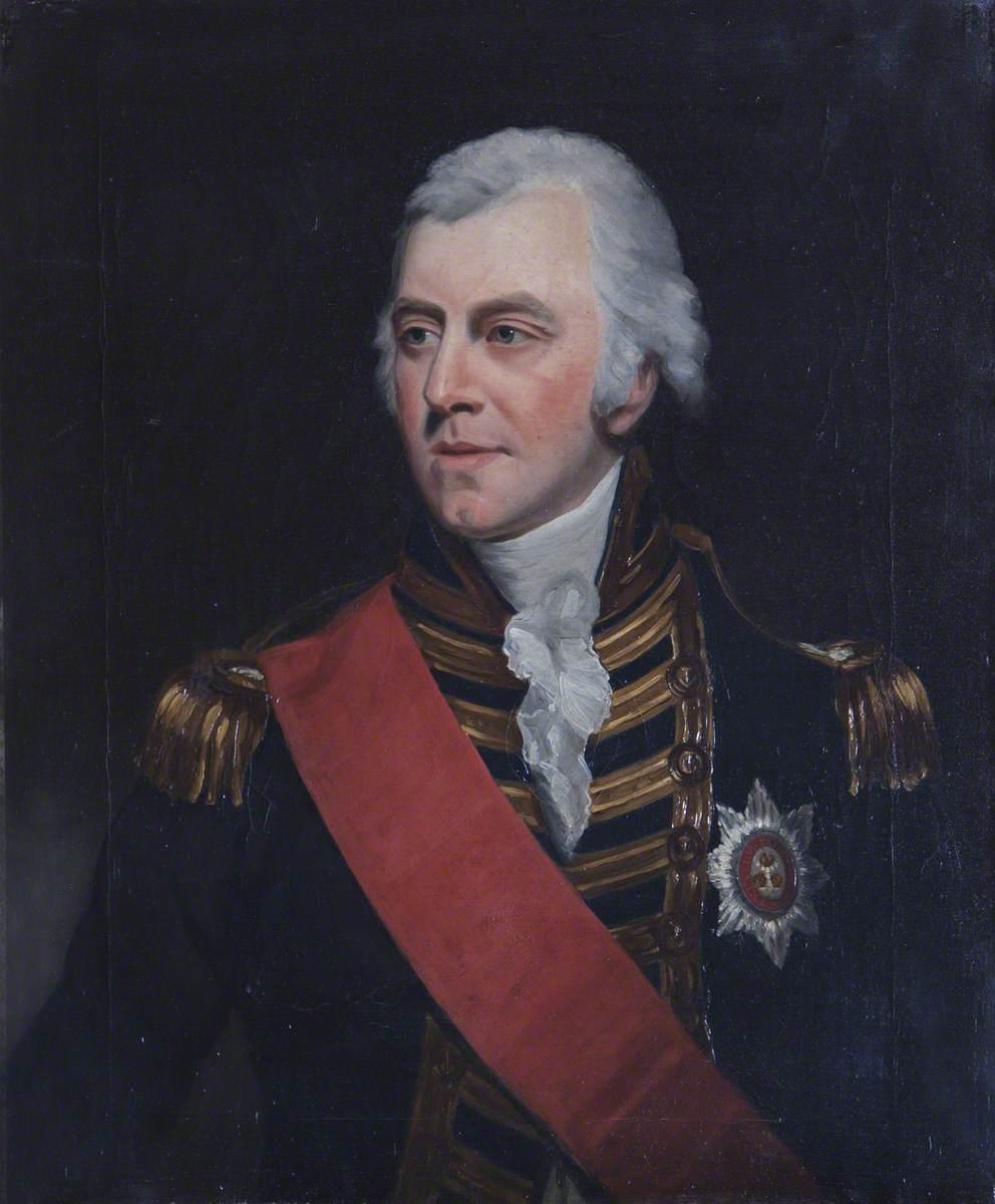 Admiral Sir John Borlase Warren (1753–1822), Bt, PC, MP, GCB