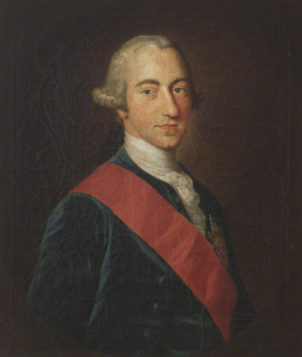 Sir George Warren (1735–1801), KB