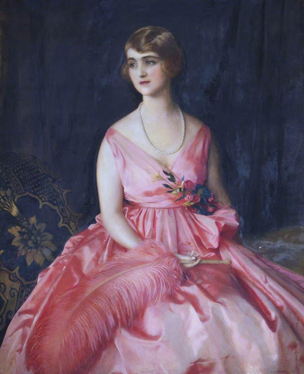 Violet Miriam Clay (1895–1978), Lady Vernon