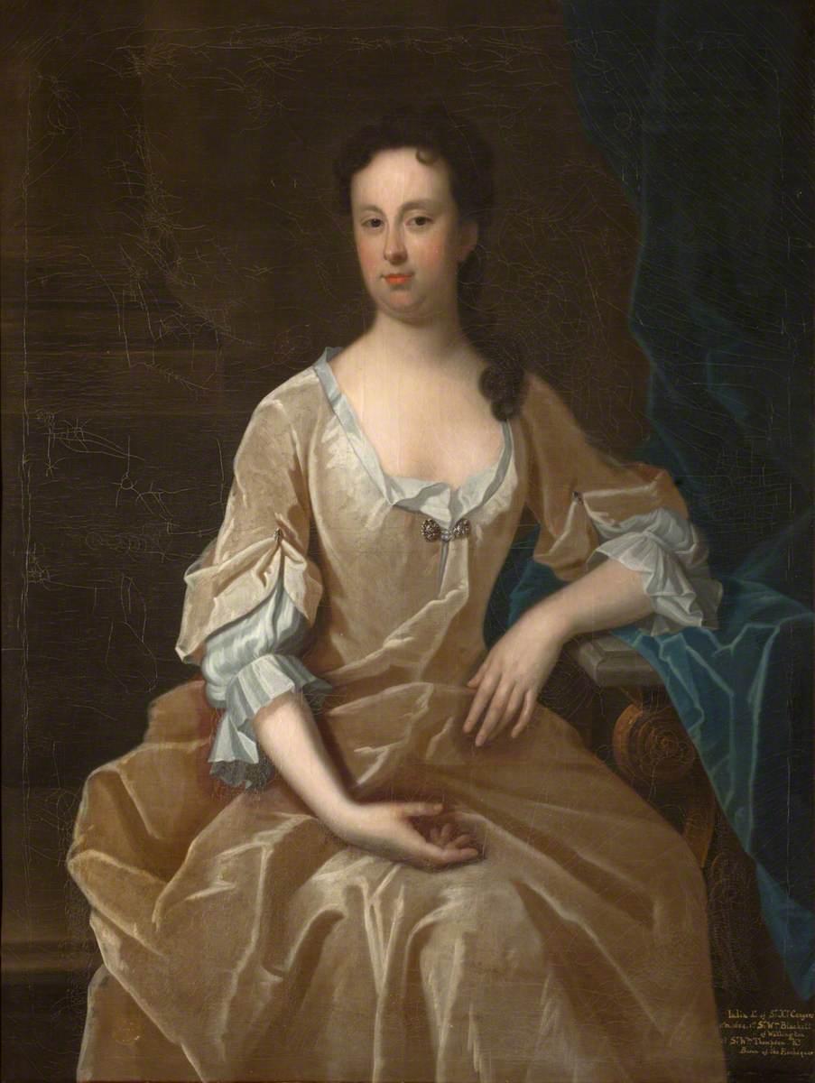 Julia Conyers (d.1722), Lady Blackett