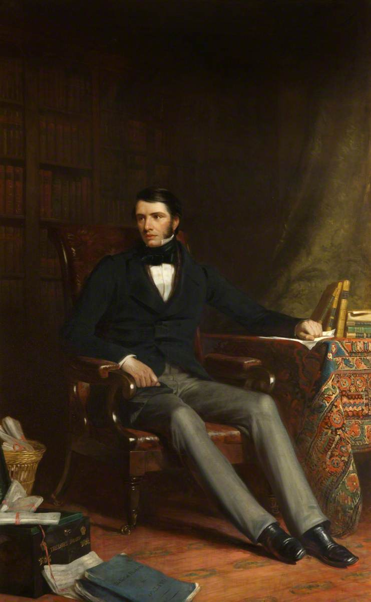 Sir Charles Edward Trevelyan (1809–1886), 1st Bt
