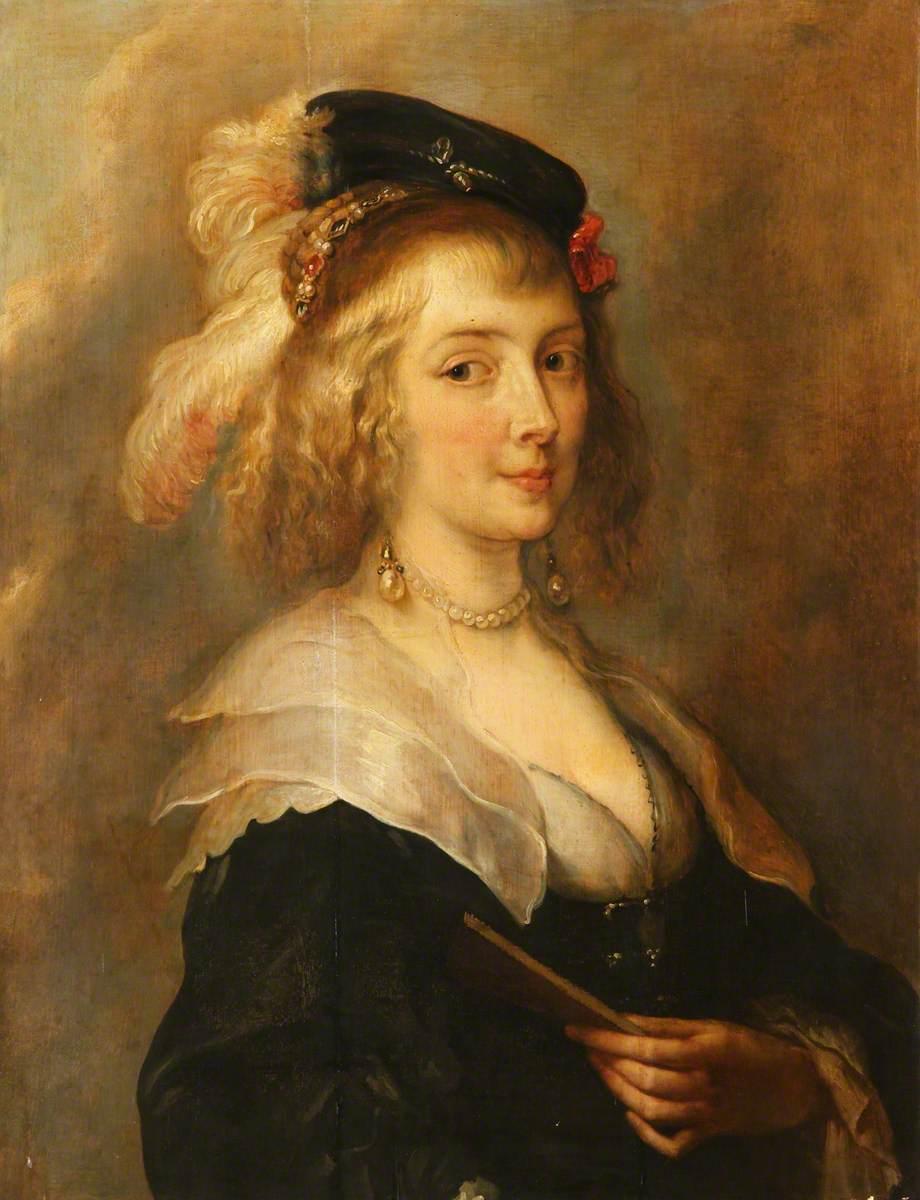 Hélène Fourment, Lady Rubens
