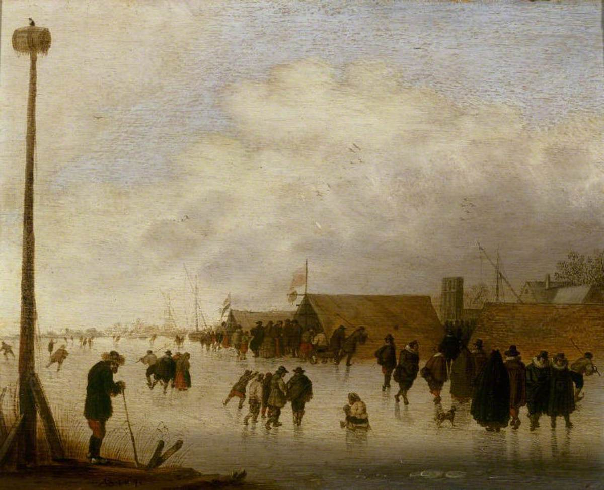A Winter Landscape