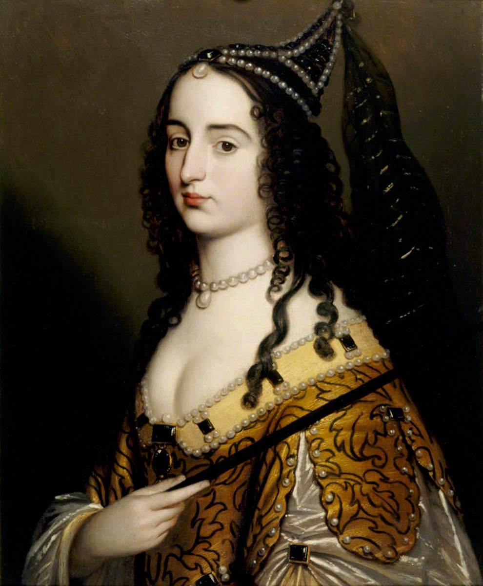 Princess Elizabeth (1618–1680), Princess Royal and Princess Palatine, Abbess of Hervorden (Herford)