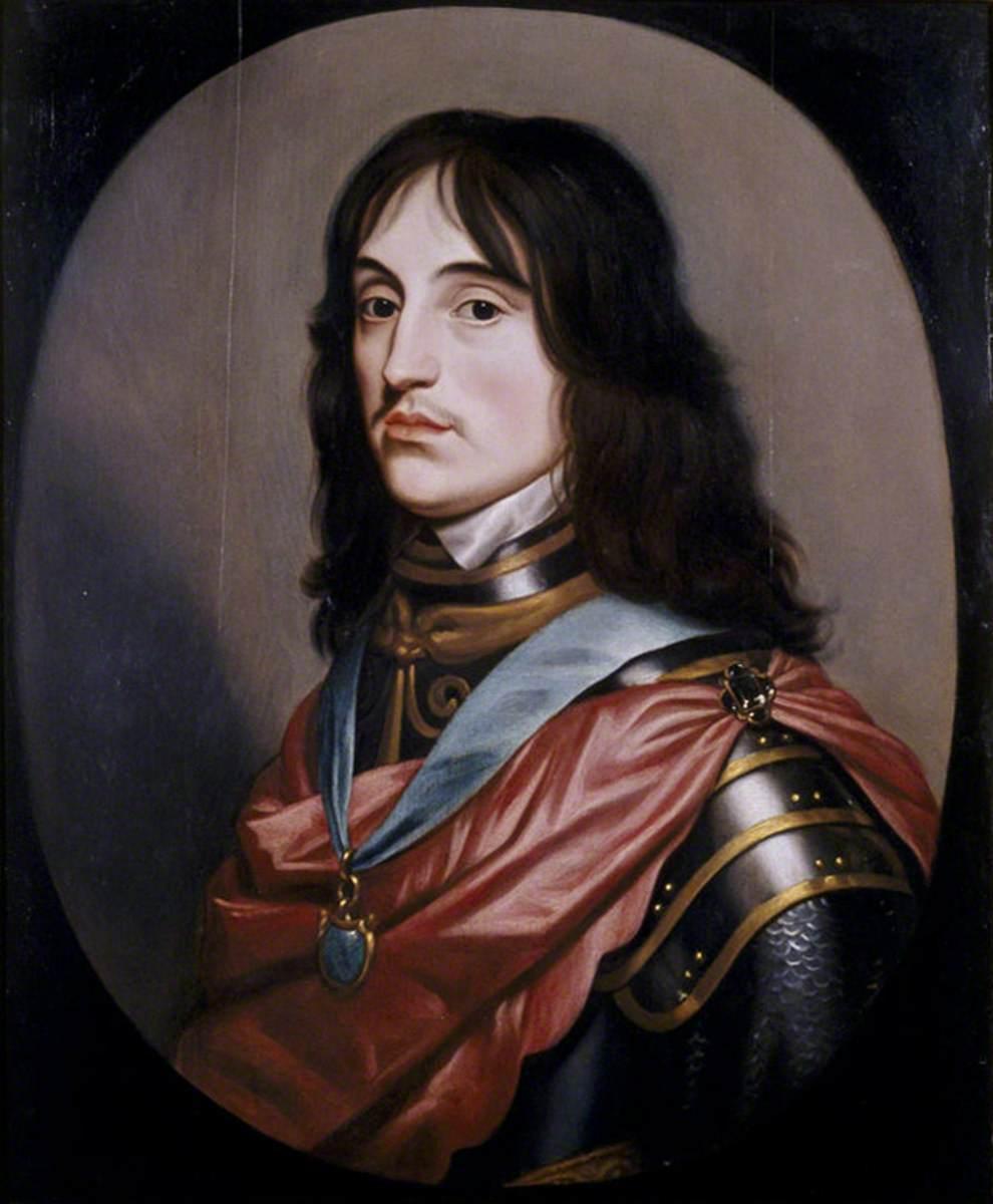 Prince Rupert of the Rhine (1619–1682), Count Palatine, Later Duke of Cumberland