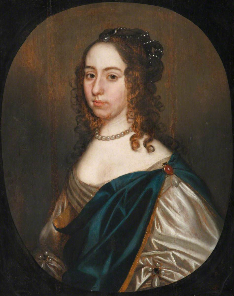 Princess Louise Henriette of Orange-Nassau (1627–1667), Electress of Brandenburg