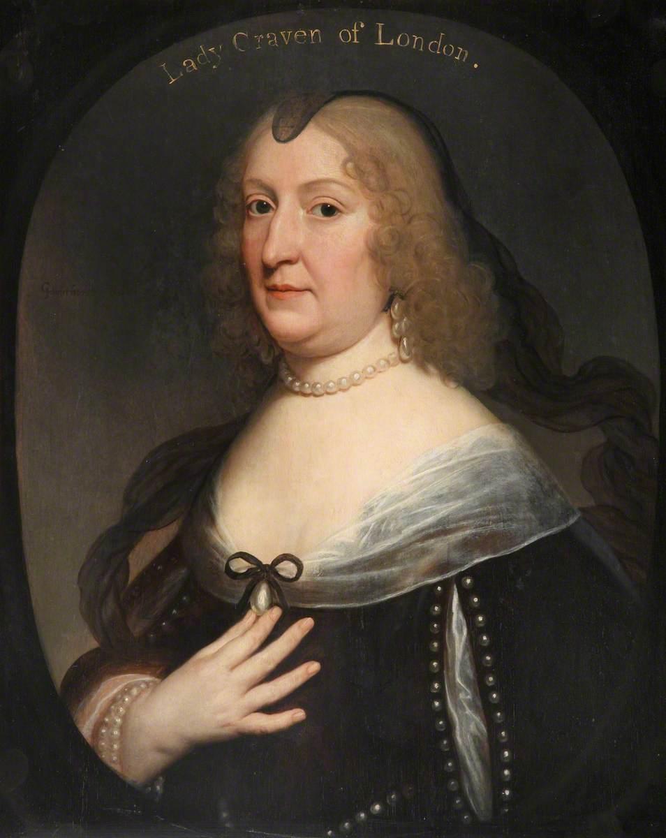 Amalie Elisabeth von Hanau-Münzenberg (1602–1651)