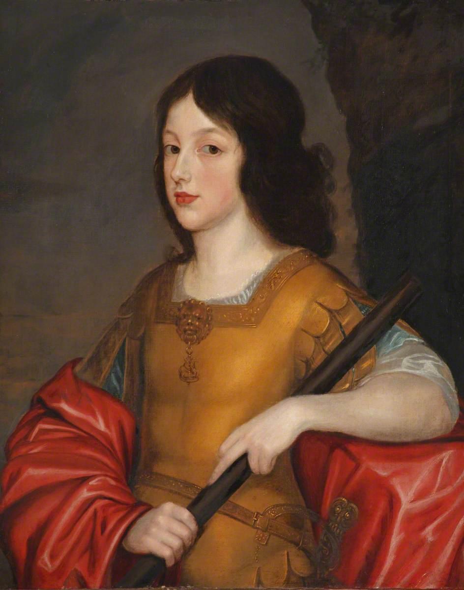 Prince Henry (1640–1660), Duke of Gloucester
