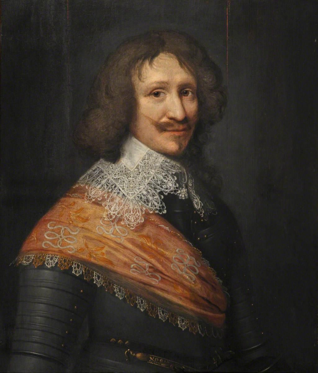 Count Johann von Merode (d.1666), Grand Bailiff of Kennerland