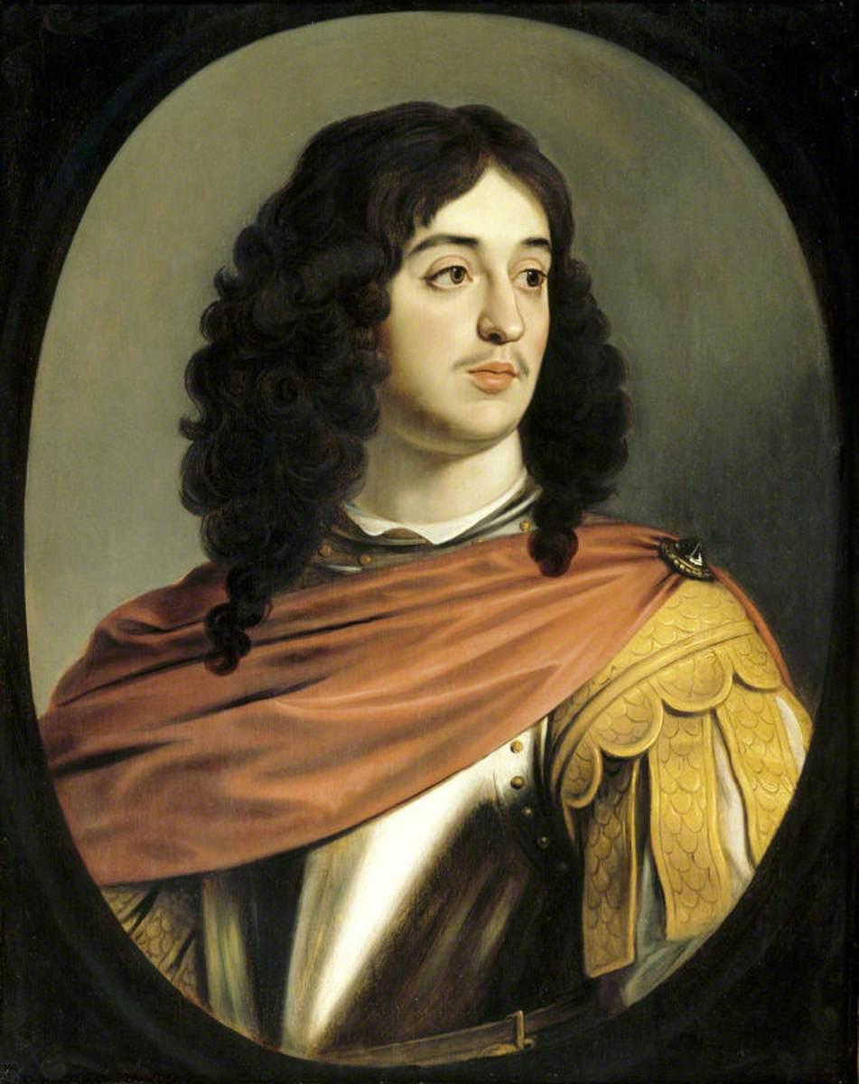 Prince Edward (1625–1663), Count Palatine