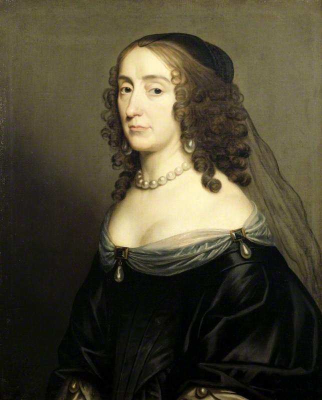 Elizabeth, Queen of Bohemia (1596–1662), the 'Winter Queen'