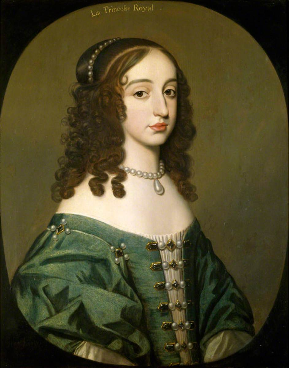 Princess Mary Henrietta (1631–1660), Princess Royal, Princess of Orange