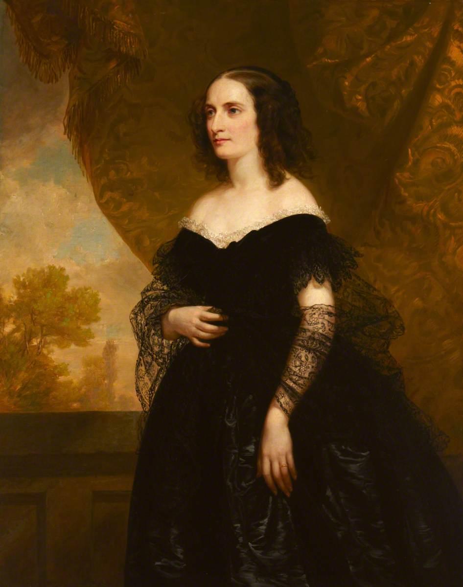 Charlotte Augusta Gibbes (d.1887), Mrs John Jacob Astor