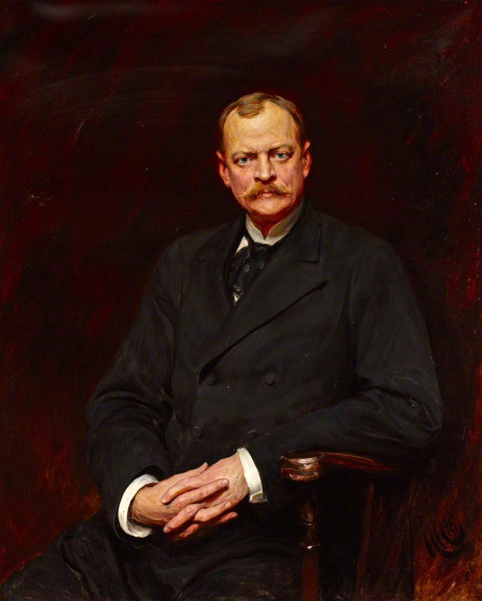William Waldorf Astor (1848–1919), 1st Viscount Astor