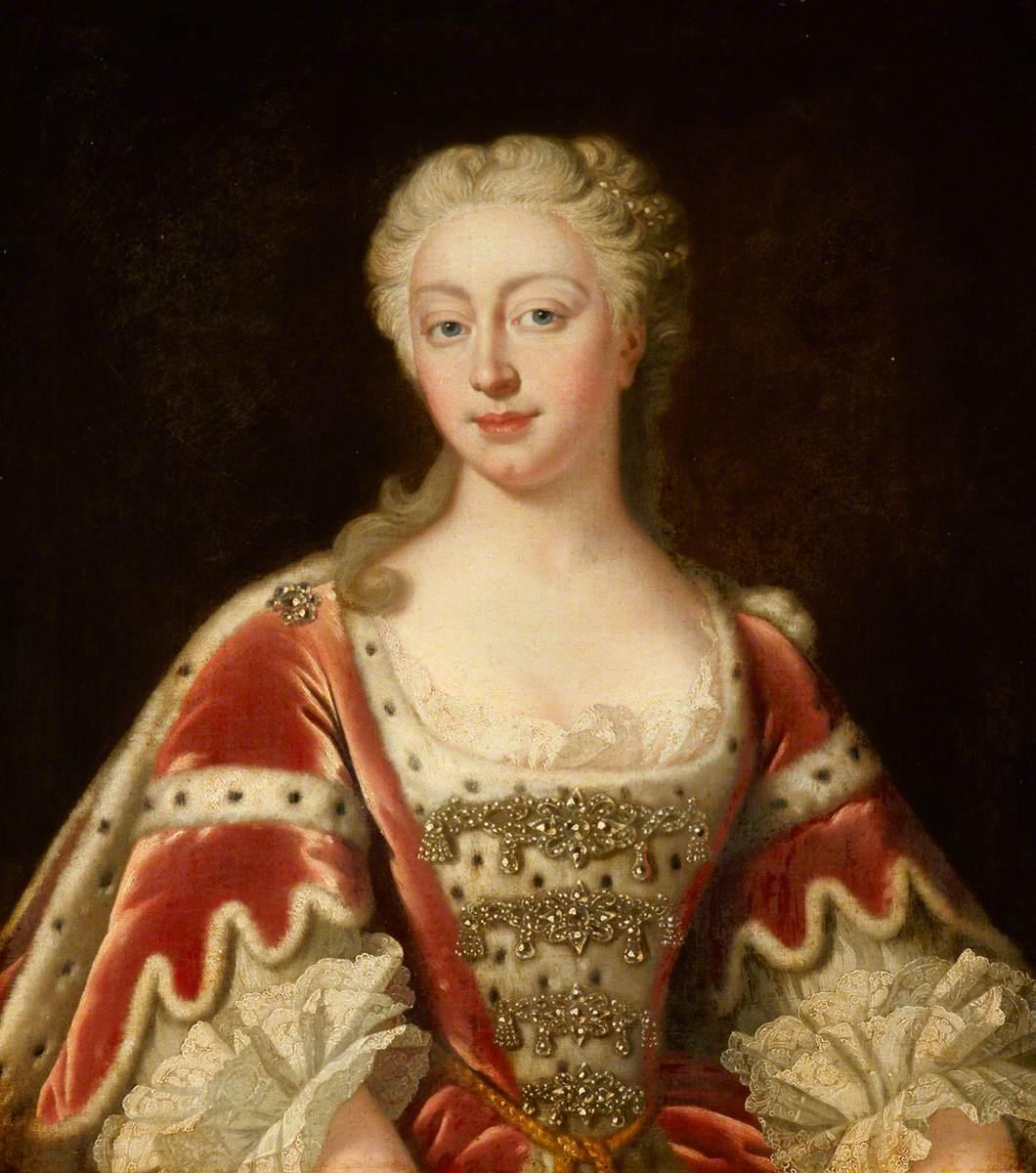 Augusta of Saxe-Gotha (1719–1772), Princess of Wales