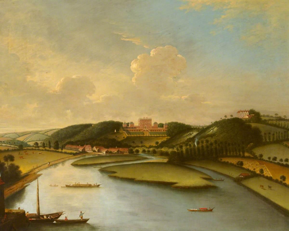 A View of Cliveden