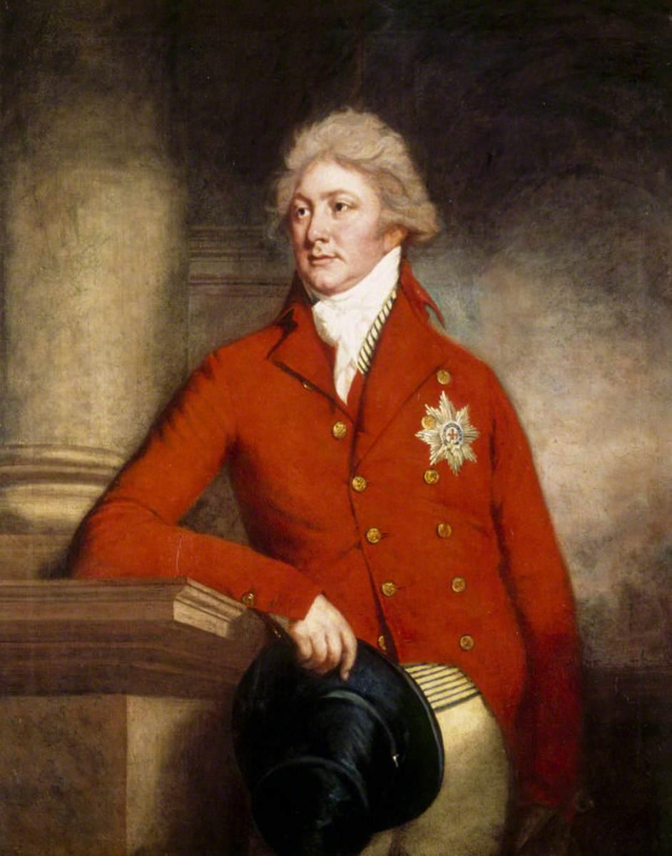 George IV (1762–1830), as Prince of Wales