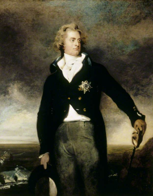 William IV (1765–1837), as the Duke of Clarence