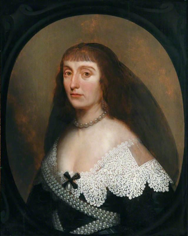 Princess Elizabeth Stuart (1596–1662), Queen of Bohemia, the 'Winter Queen'