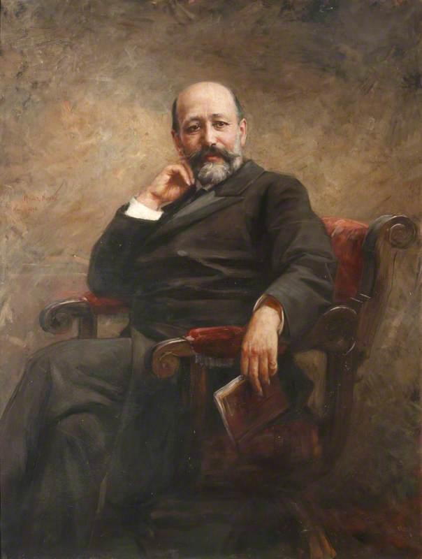 Stuart Rendel (1834–1913), Baron Rendel of Hatchlands (?)