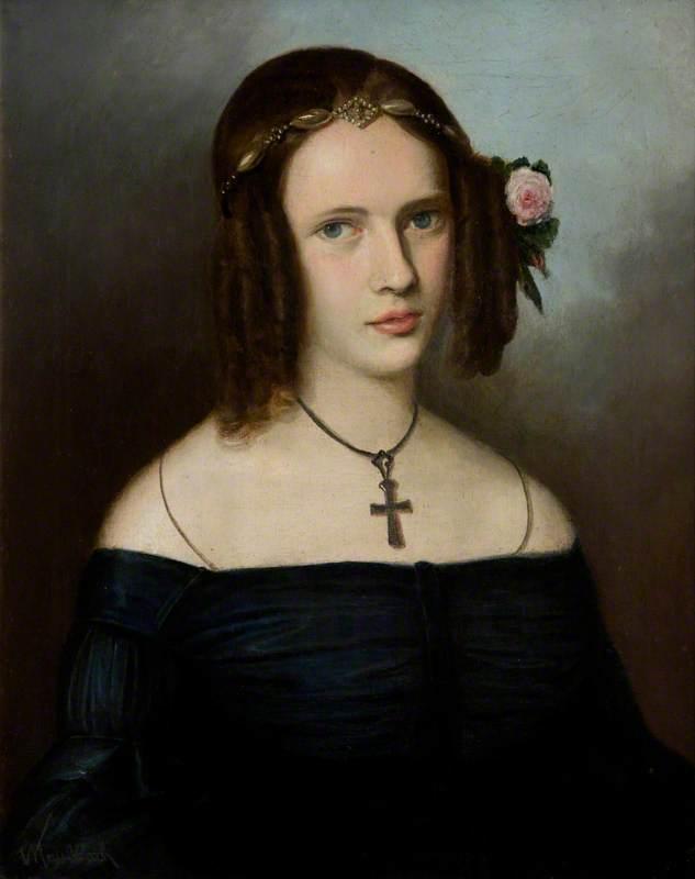 Princess Adelgunde of Bavaria (1823–1914), Later Duchess Consort of Modena
