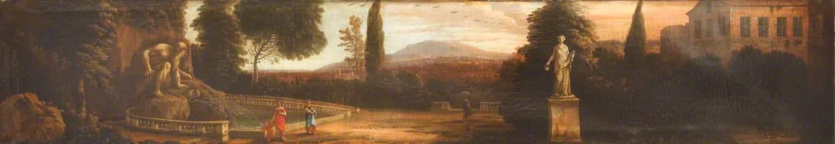 The Gardens at Pratolino