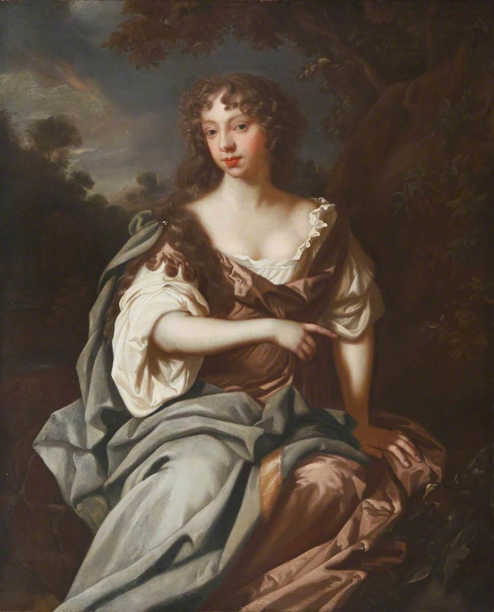 Portrait of an Unknown Lady, Called 'Nell Gwynne'