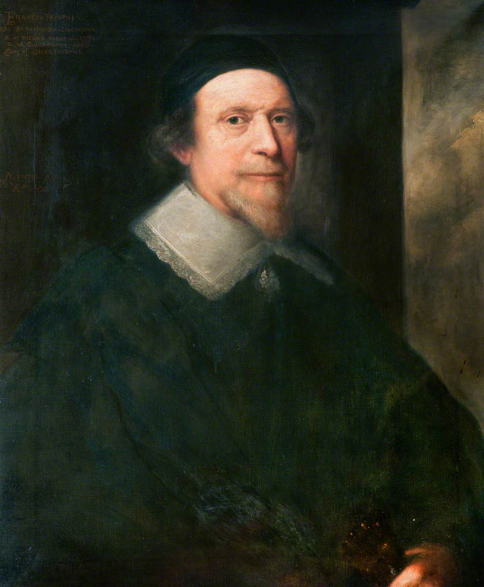 Francis Tayspill, Boat and Sailmaker of Colchester