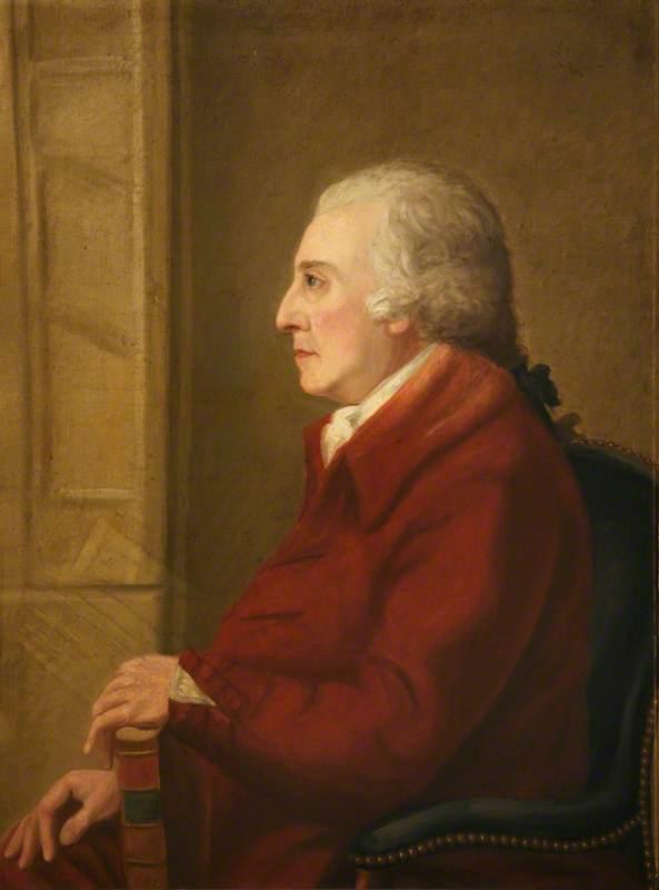 Benjamin D'Israeli the Elder (1730–1816)