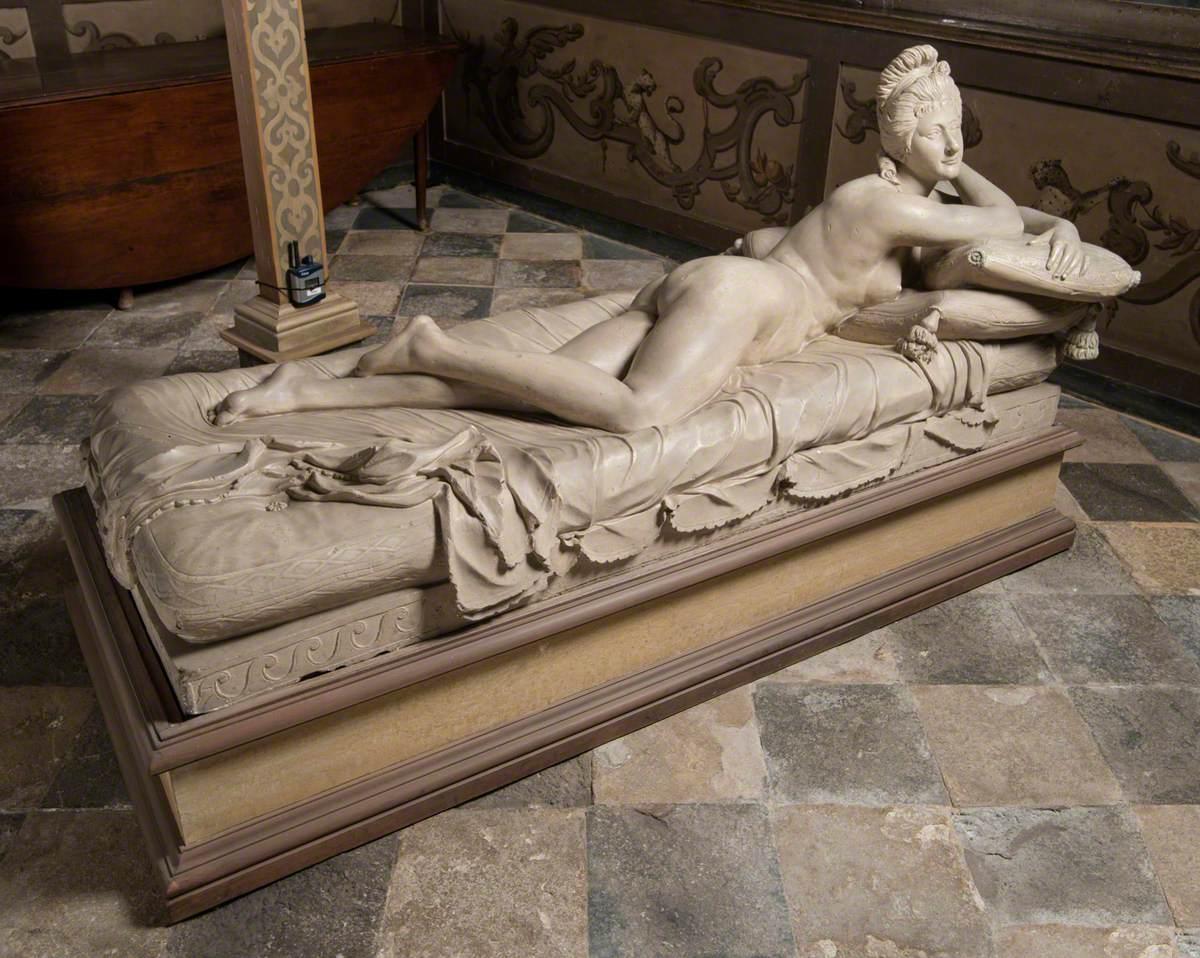 Giovanna Francesca Antonia Guiseppe Zanerini (1753–1801), Called 'La Baccelli'