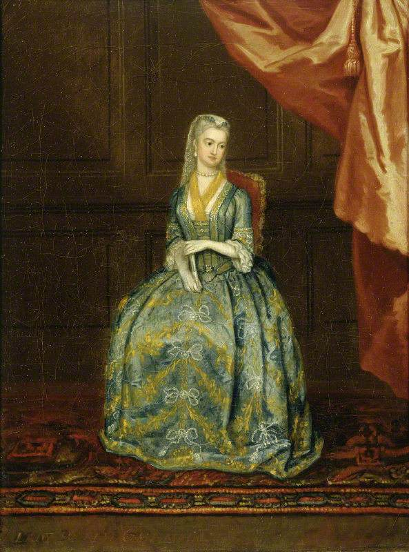 Lady Elizabeth ('Betty') Berkeley (1680–1769), Lady Germain