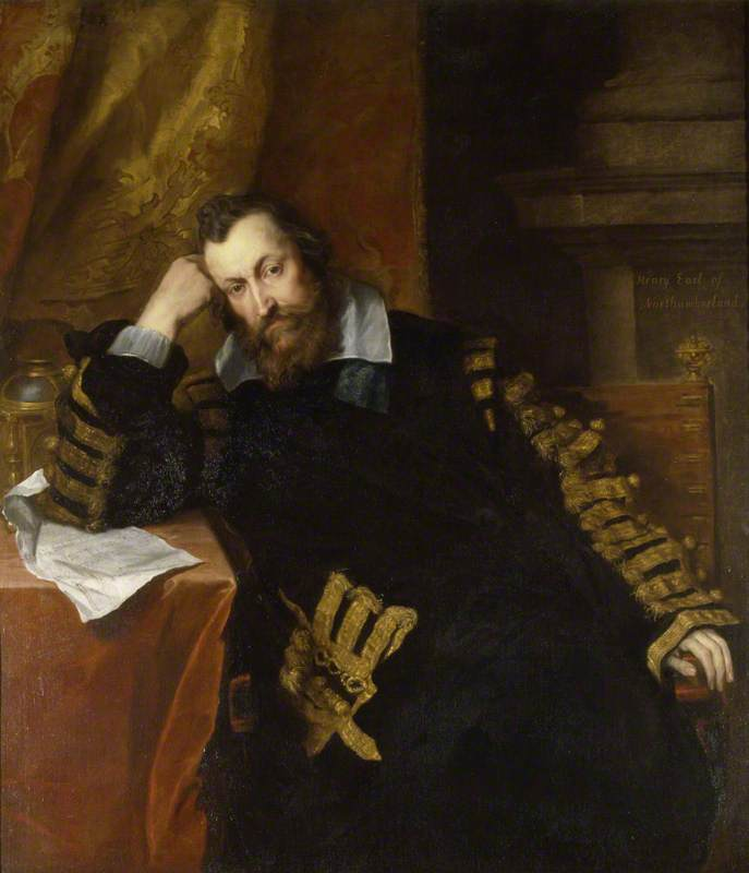 Sir Henry Percy (1564–1632), 9th Earl of Northumberland, KG