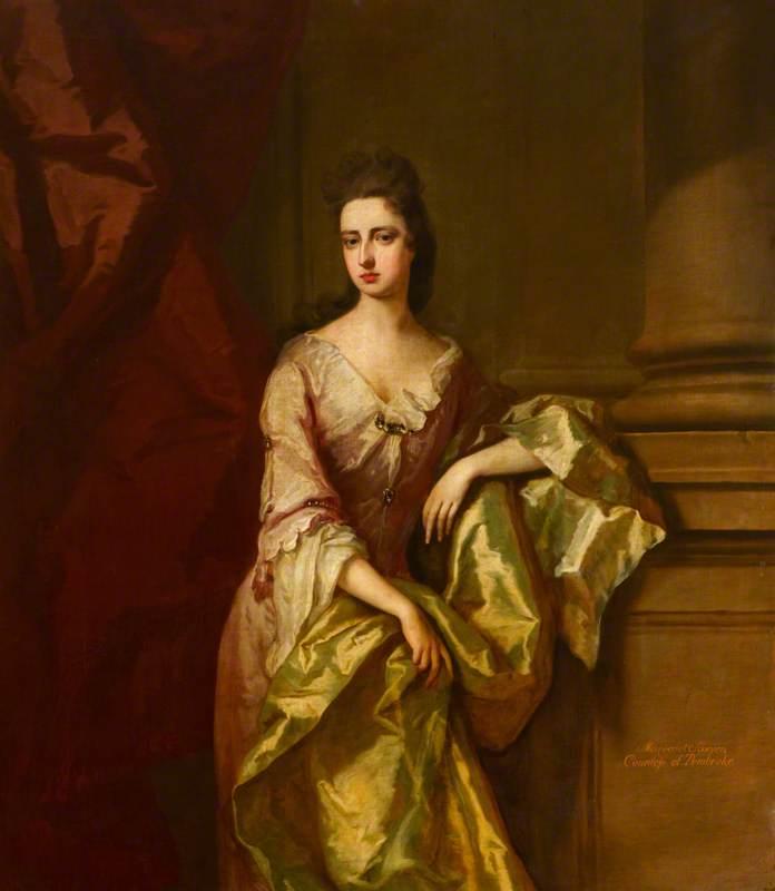 Margaret Sawyer (d.1746), Countess of Pembroke