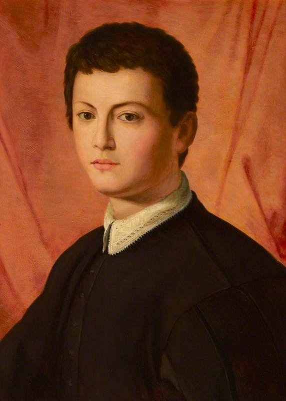 Portrait of a Florentine Youth