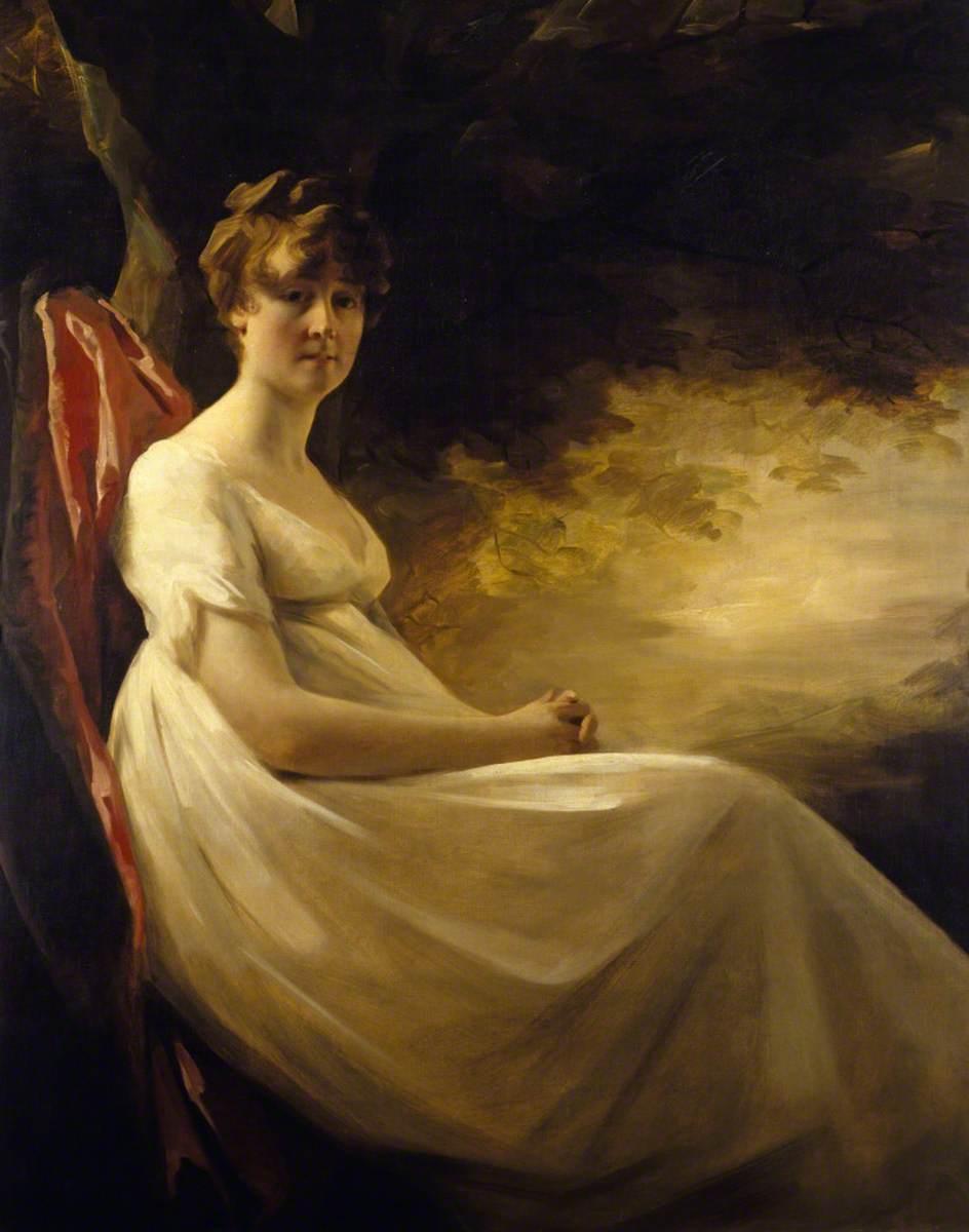 Isabella, Mrs William Simpson, Later Mrs Burroughs