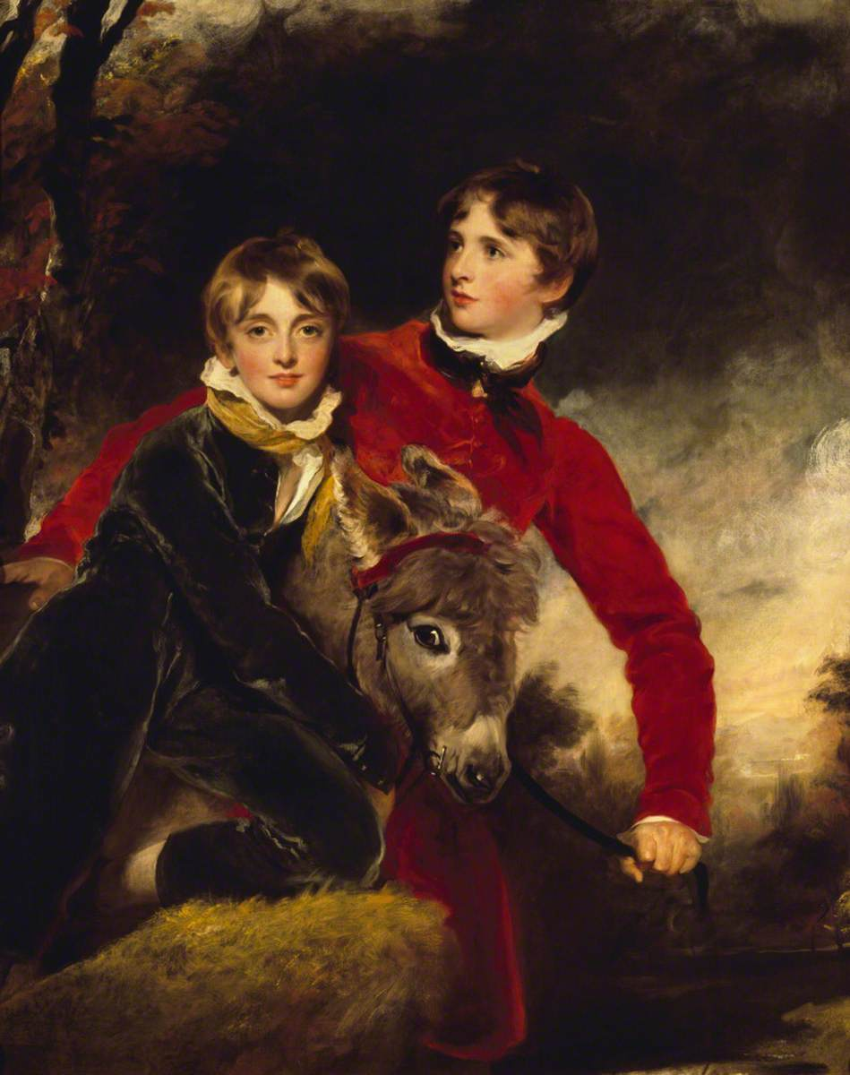 The Masters Pattison: William Henry Ebenezer Pattison (1801–1832), and His Brother Jacob Howell Pattison (1803–1874)