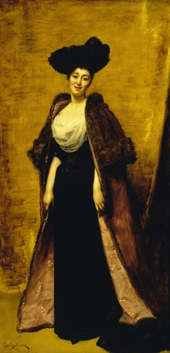 Margaret (Anderson) (1863–1942), The Honourable Mrs Ronald, Later Dame Margaret, Greville, DBE