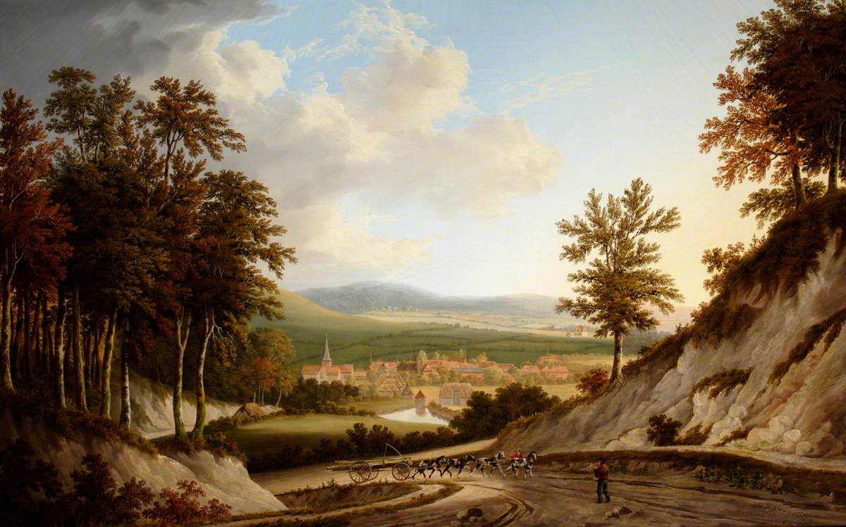 View of Harting
