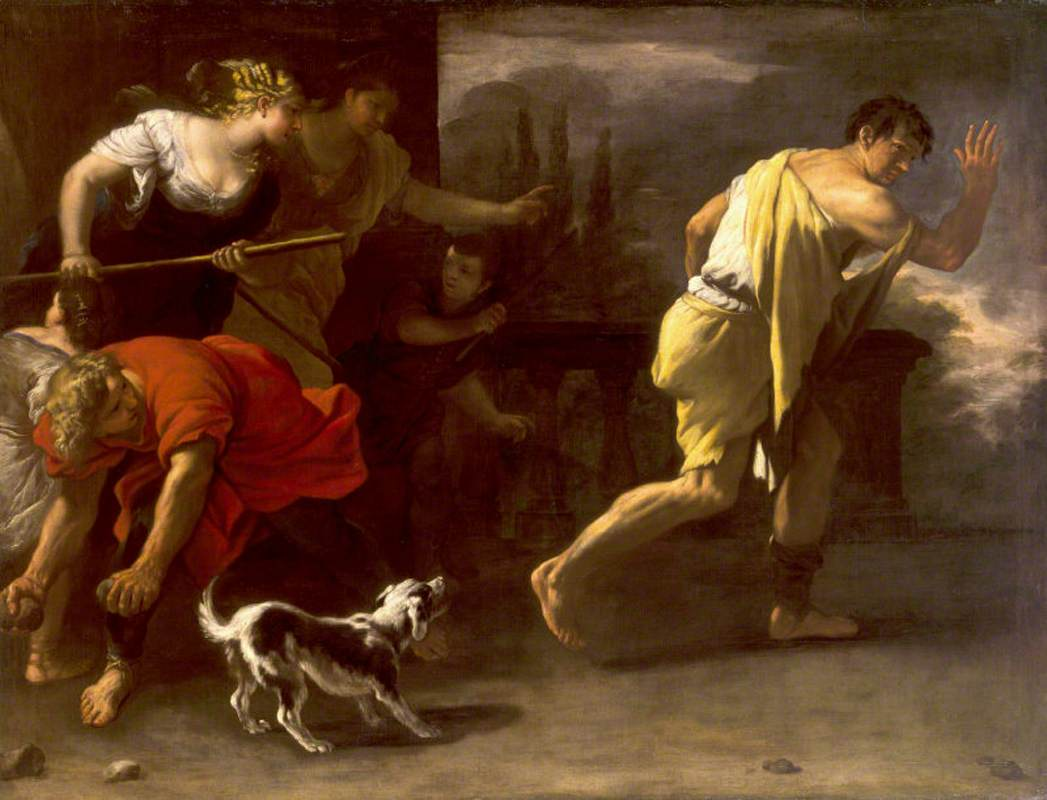 The Parable of the Prodigal Son: Driven out by His Former Companions
