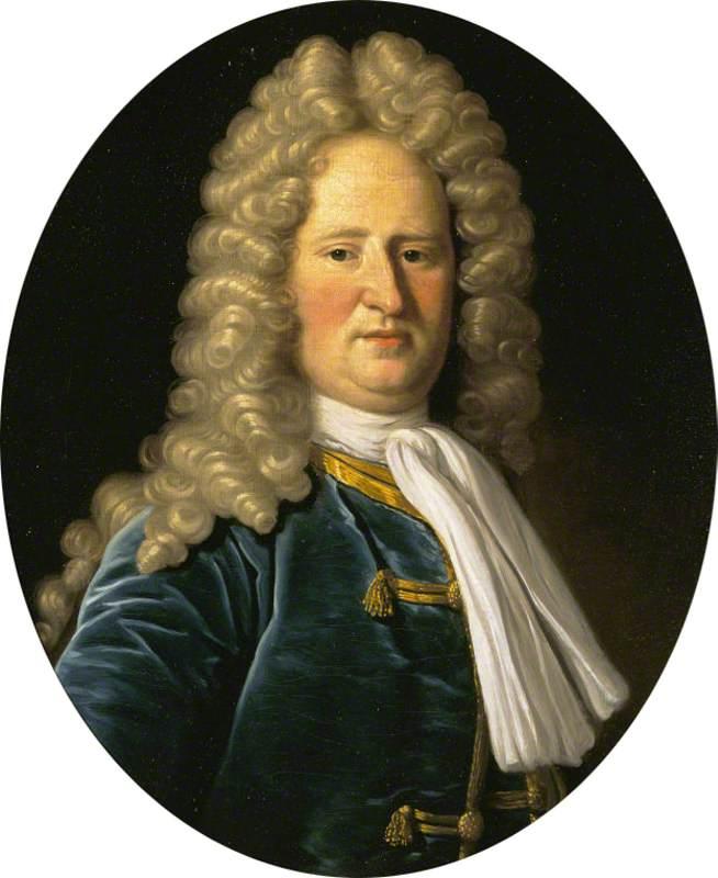 Matthew Fetherstonhaugh the Elder (1659/1660–1762)