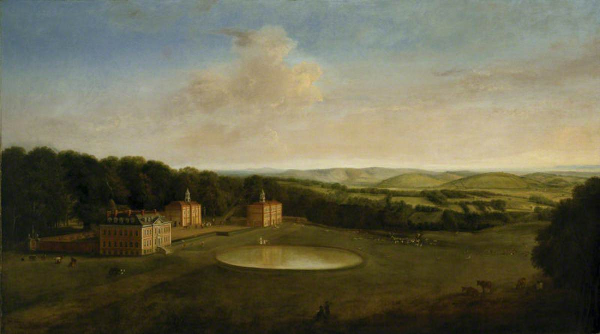 A View of Uppark