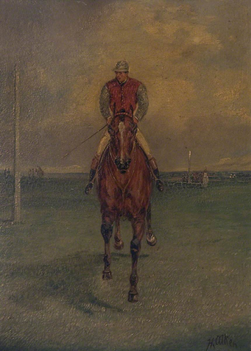 'Ossian', Winner of the Doncaster St Leger