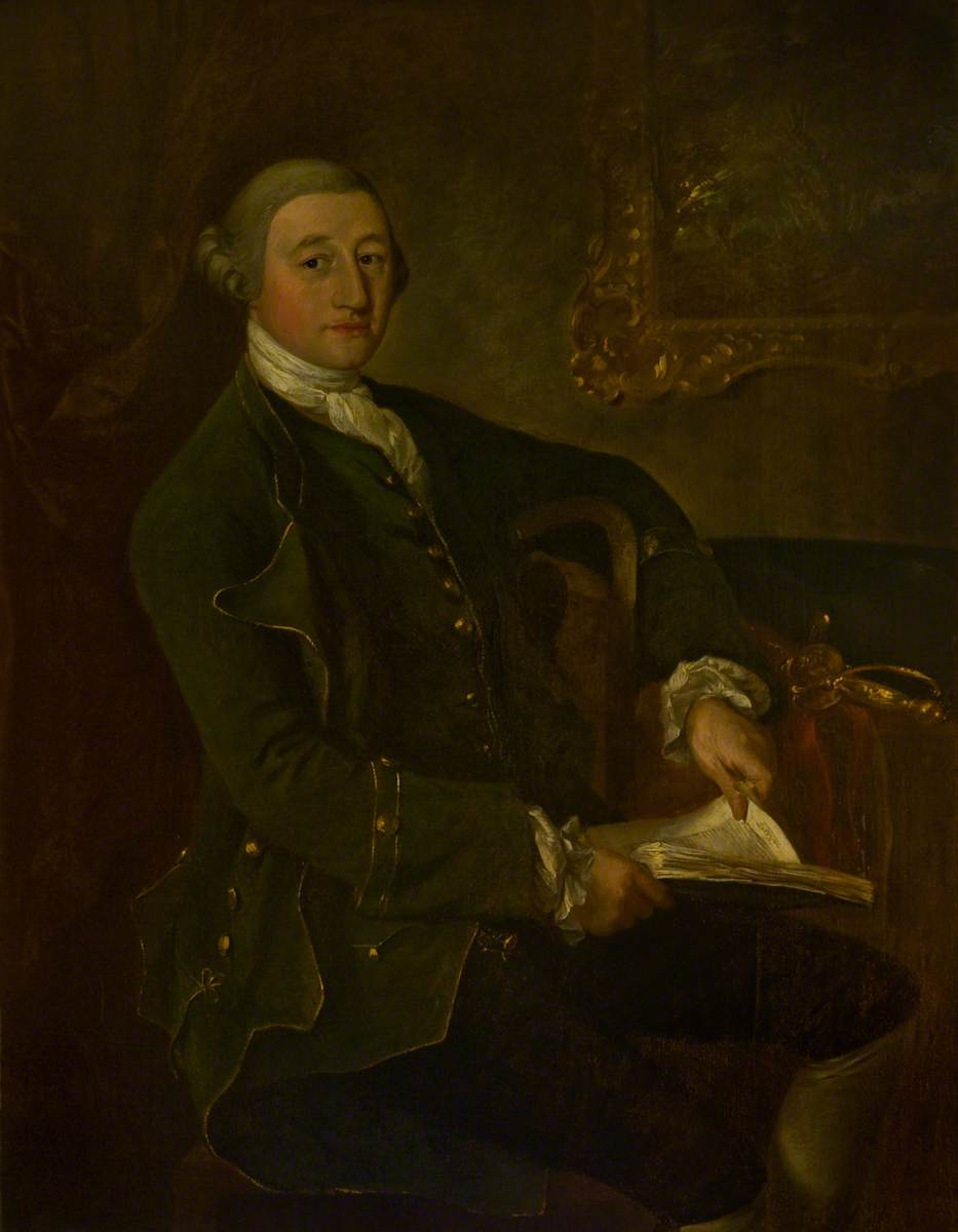 Richard Savage Nassau de Zuylestein (1723–1780), Second Son of the 3rd Earl of Rochford