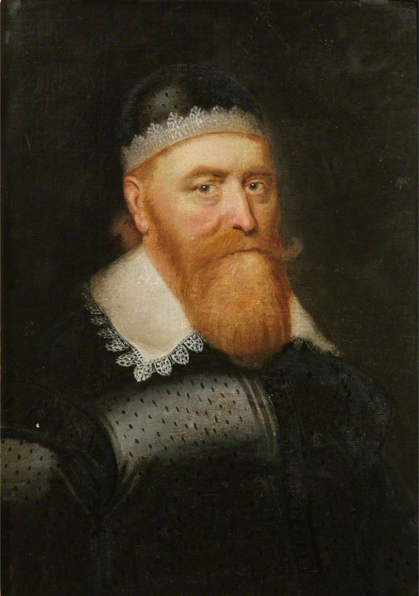 Andrew Fraser (c.1574–1636), 1st Lord Fraser of Castle Fraser