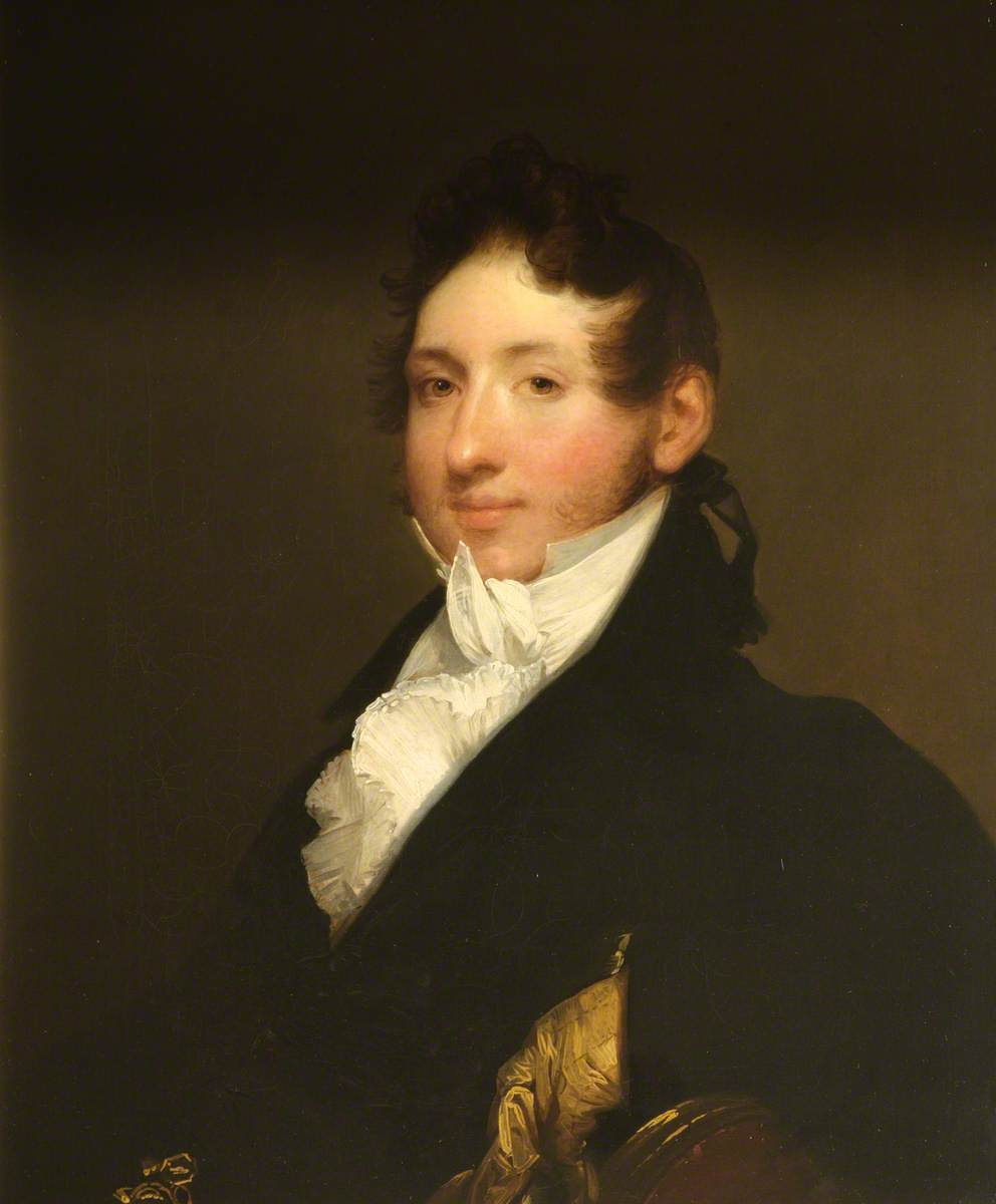 Sir Arthur Forbes (1784–1823), 6th Bt of Craigievar