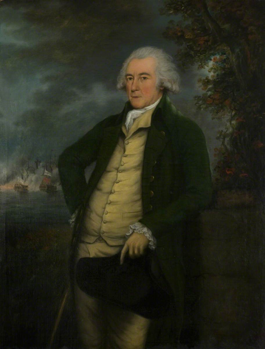 Captain the Honourable Archibald Kennedy, 11th Earl of Cassillis