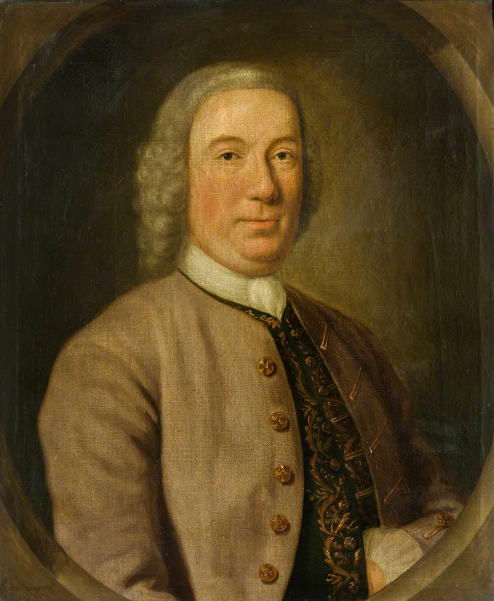Alexander Irvine (d.1761), 17th Laird of Drum