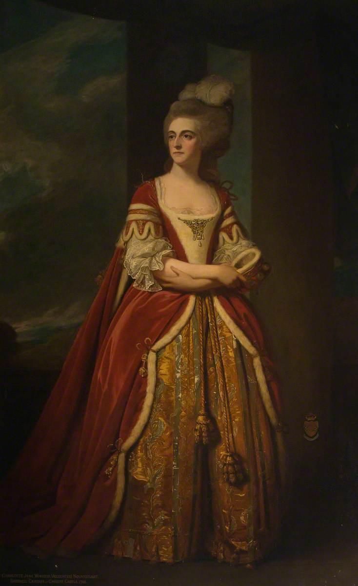 Charlotte Jane Windsor (1746–1800), Viscountess Mountstuart, Baroness Cardiff of Cardiff Castle